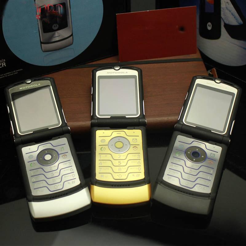 Điện thoại Motorola V3i, V8, V9 nắp gập sang trọng - 6
